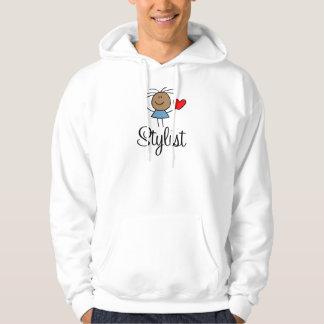Ethnic Stylist Sweatshirt