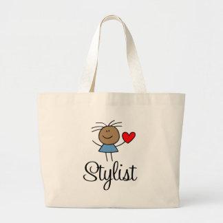 Ethnic Stylist Tote Bag