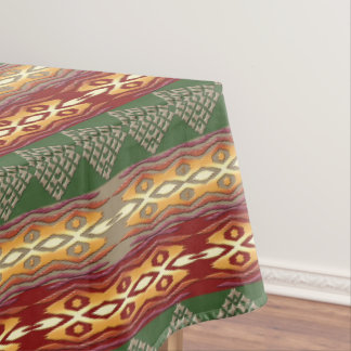 Elegant Ethnic Tribal African Pattern Tablecloth