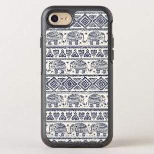 Ethnic Tribal Aztec Elephant Pattern OtterBox Symmetry iPhone 8/7 Case