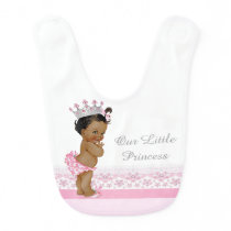 Ethnic Vintage Princess Bib