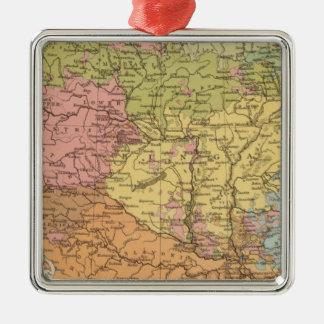 Ethnog Austria Hungary Christmas Ornament