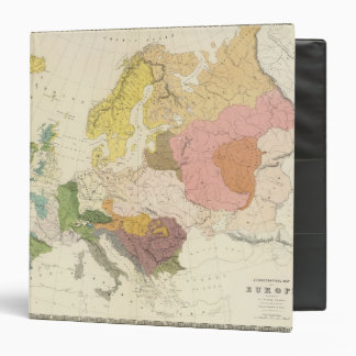 Ethnographic, Europe Binder