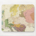 Ethnographic, Europe Mouse Pad