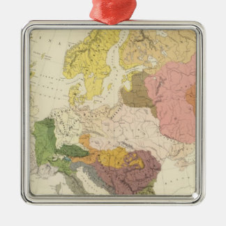 Ethnographic, Europe Christmas Ornament
