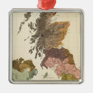 Ethnographic, Gt Brit, Ireland Christmas Ornament