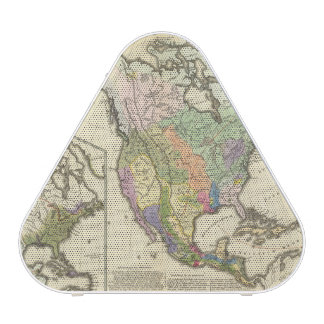 Ethnographic Map of North America Speaker
