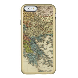 Ethnographic Map of Ottoman Empire Incipio Feather Shine iPhone 6 Case
