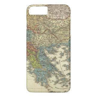 Ethnographic Map of Ottoman Empire iPhone 8 Plus/7 Plus Case