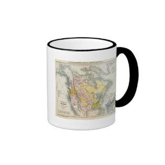 Ethnographs de Norteamérica Taza De Café