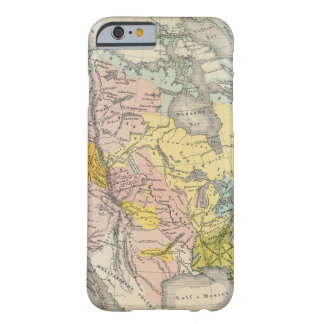 Ethnographs of North America Barely There iPhone 6 Case