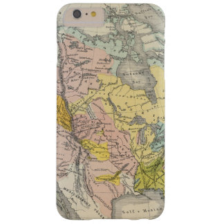 Ethnographs of North America Barely There iPhone 6 Plus Case
