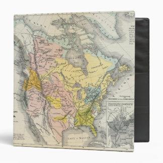 Ethnographs of North America Binder
