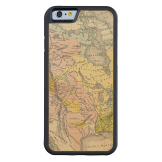 Ethnographs of North America Carved Maple iPhone 6 Bumper Case