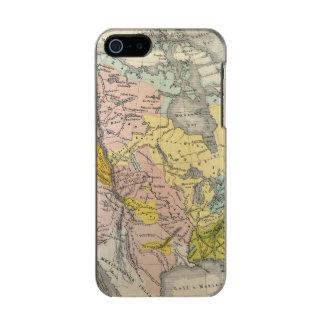 Ethnographs of North America Metallic iPhone SE/5/5s Case