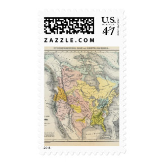 Ethnographs of North America Postage