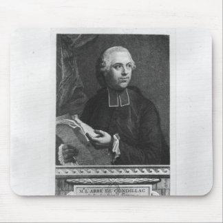 Etienne Bonnot de Condillac Mouse Pad