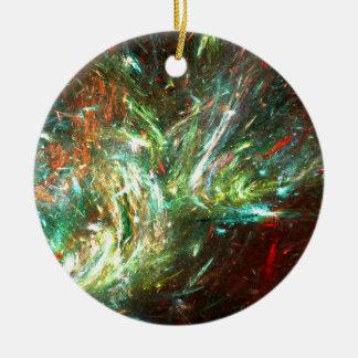 Etincelles Ceramic Ornament