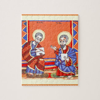 Etíope-Biblia-Santo-Lucas-Santo-Juan Puzzle