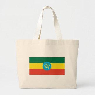 Etiopía Bolsa Tela Grande