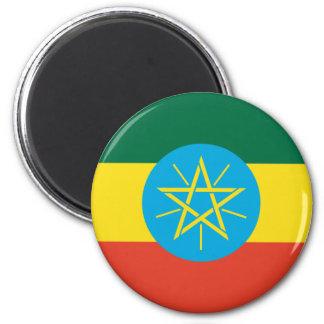 Etiopía Imán Redondo 5 Cm