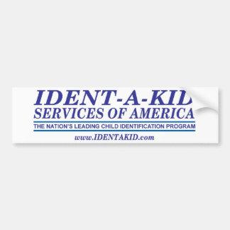 Etiqueta 2008 del logotipo w de IDK 1 Pegatina Para Auto