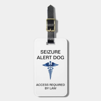 Etiqueta alerta de la identificación del perro del etiquetas maletas
