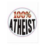 Etiqueta atea postal
