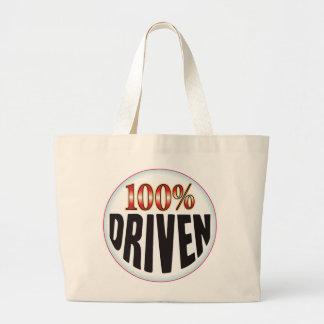 Etiqueta conducida bolsa