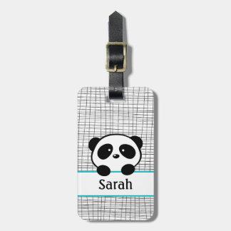 Etiqueta conocida personalizada del equipaje del etiqueta para maleta