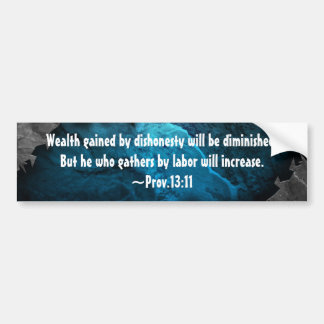 Etiqueta cristiana de la pegatina para el parachoq pegatina de parachoque