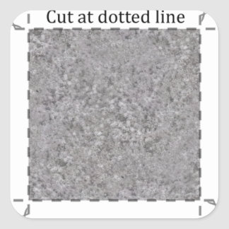 Etiqueta de 1 pulgada de piedra