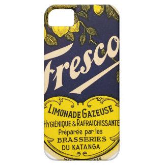 Etiqueta de la bebida del vintage de Limonade iPhone 5 Carcasa