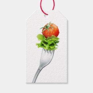 Etiqueta de la comida/de la cocina/del etiquetas para regalos