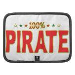 Etiqueta de la estrella del pirata