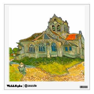 Etiqueta de la pared con el adorno de Van Gogh Vinilo Adhesivo