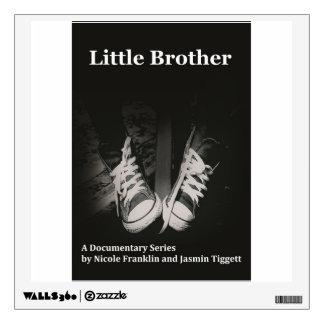 Etiqueta de la pared de pequeño Brother Vinilo Decorativo