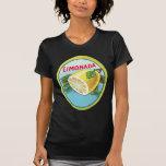 Etiqueta de Limonada del vintage T Shirt