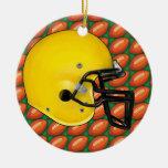 Etiqueta de los deportes/ornamento - SRF Ornamentos De Reyes Magos
