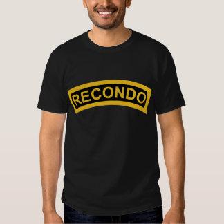 Etiqueta de Recondo Camisas