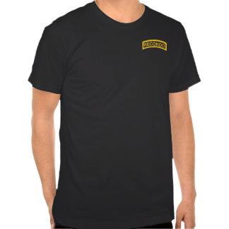 Etiqueta de Recondo Camisetas