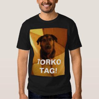 ¡Etiqueta de Torko! Camiseta del Ginkgo Poleras