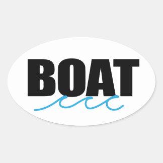 Etiqueta del barco