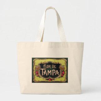Etiqueta del cigarro de Flor de Tampa Bolsa