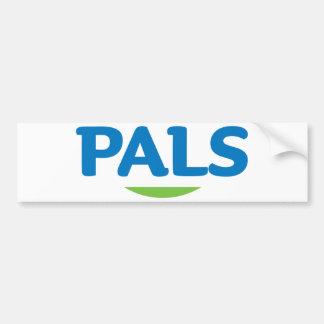 Etiqueta del coche de los PALS Pegatina Para Auto