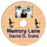 Etiqueta del disco del tiempo pasado esculturas fotográficas