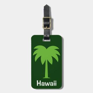 Etiqueta del equipaje con su destino preferido del etiquetas para equipaje