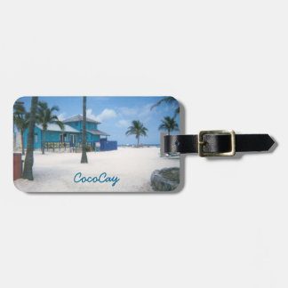 Etiqueta del equipaje de CocoCay Etiqueta Para Maleta
