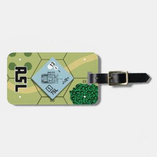 Etiqueta del equipaje del ASL StuG III G Etiqueta Para Maleta