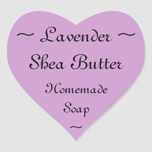 Etiqueta del jabón de la mantequilla de mandingo